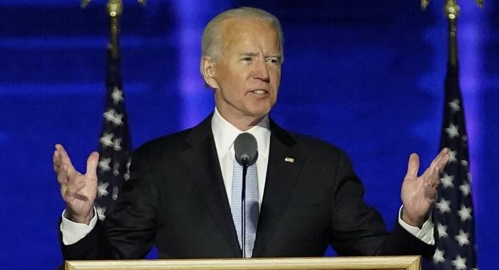 US will have enough vaccine for every adult by May end: Biden
