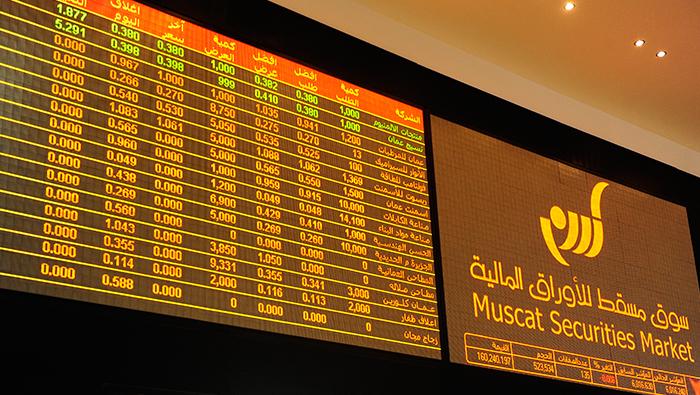 MSM index ends higher