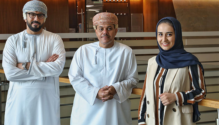 NBO employees selected for Etimad national leadership programme