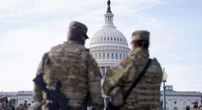 US Capitol security stepped up over 'possible plot' for March 4 attack