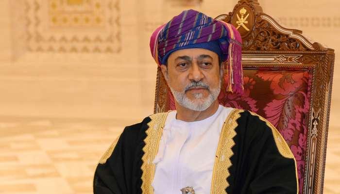 جلالة السلطان يتلقى برقية شكر من أخيه أمير الكويت