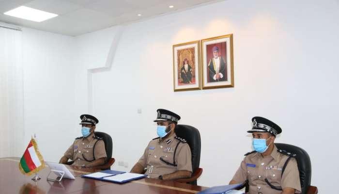 الشرطة تشارك في مؤتمر عربي لرؤساء أجهزة أمن الحدود والمطارات والموانئ