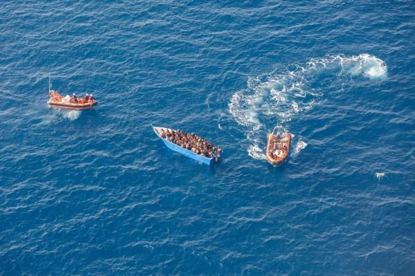 غرق 20 مهاجرا قبالة سواحل جيبوتي