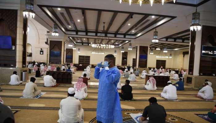 بسبب كورونا.. السعودية تغلق أكثر من 200 مسجد خلال 25 يوماً