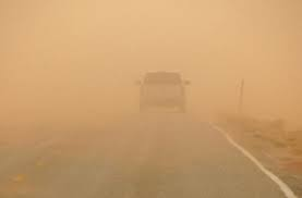 الأرصاد تنبه عن اقتراب عاصفة غبارية .. و 3 محافظات ستتأثر