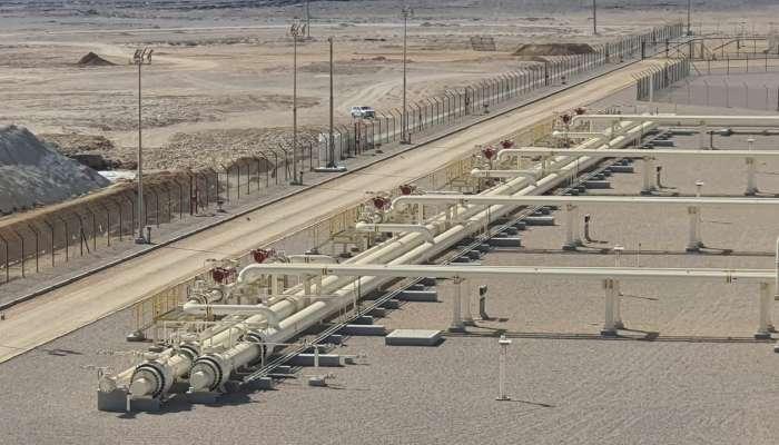أوكيو تعلن جاهزية مشروع إمدادات الغاز من سيح نهيدة