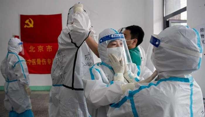 الصين تسجل 13 إصابة جديدة بفيروس كورونا