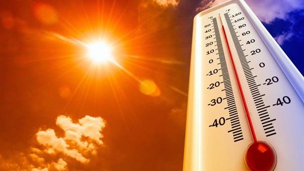 درجات الحرارة تتجاوز ٤٠ يوم أمس