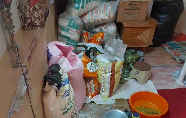 House raided for running unlicensed commercial food operation