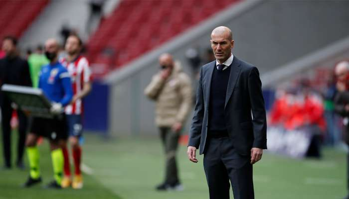 Real Madrid will fight until the end for La Liga title: Zidane