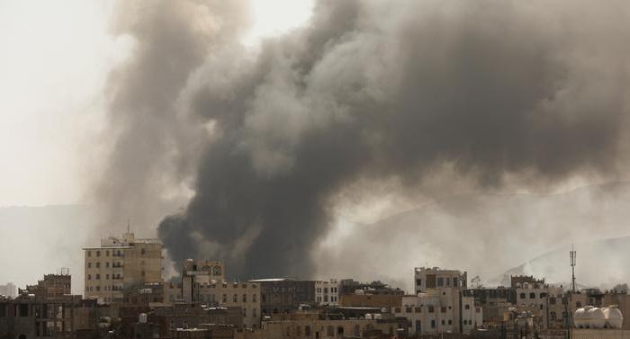 Several killed in migrant detention center fire in Yemen