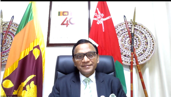 Oman, Sri Lanka emphasise cooperation in ICT sector