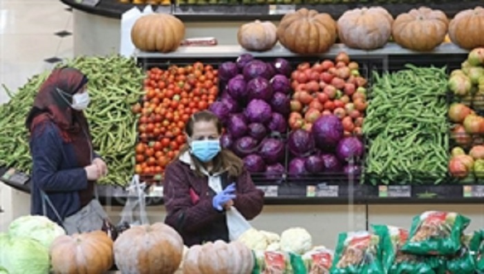 Central Market for vegetables and fruits in Seeb renovated