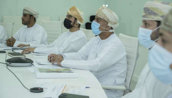 Oman takes part in meeting of the GCC Economic and Development Affairs Authority