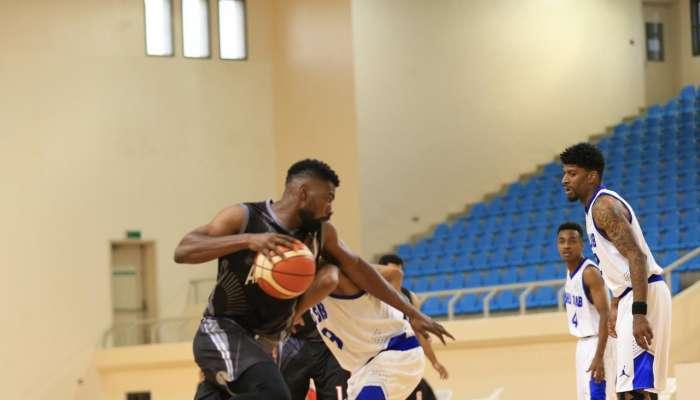 ظفار يفوز على صلالة في دوري عام السلطنة لكرة السلة
