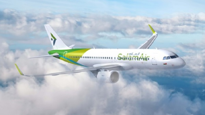 SalamAir wins Asia's youngest fleet award