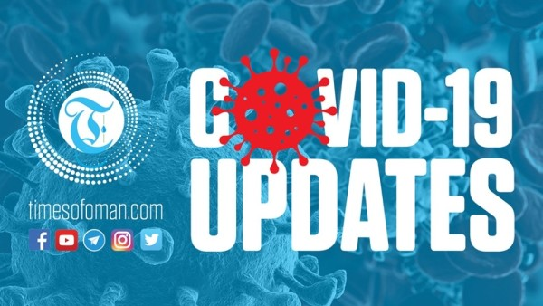 587 new coronavirus cases, 5 deaths reported in Oman