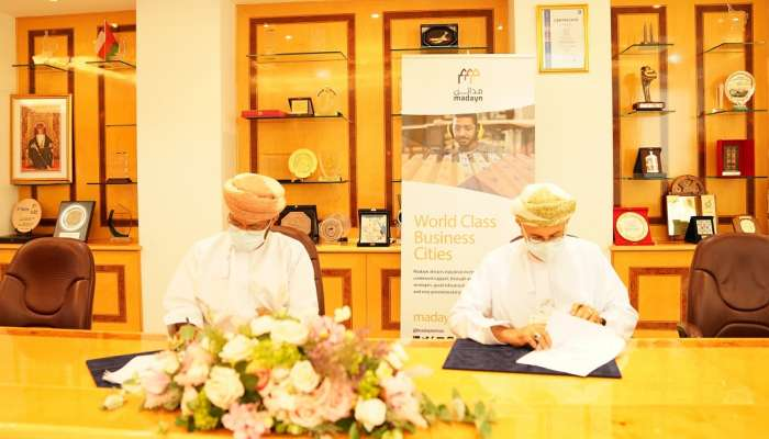 MoCIIP, Madayn sign agreement to facilitate investment
