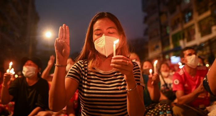 'Stop killing protesters,' UN tells Myanmar military