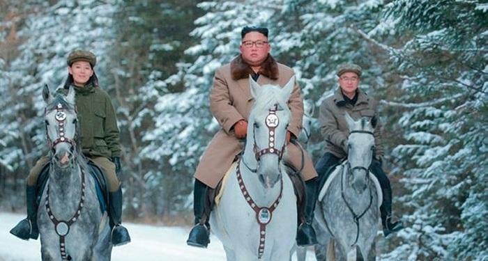 Kim Jong Un's sister slams the US and South Korea