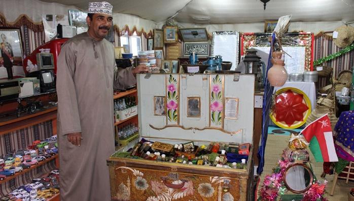 A 'treasure trove' of antique collections in Al Buraimi