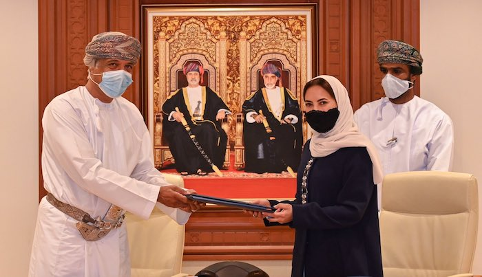 Agreement signed for Oman's Tourism Services and Information Centre at Expo 2020 Dubai