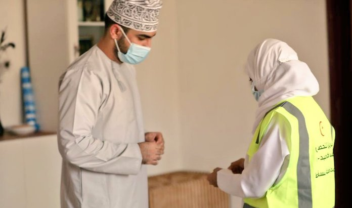Home visits for vaccinations begin in Muscat