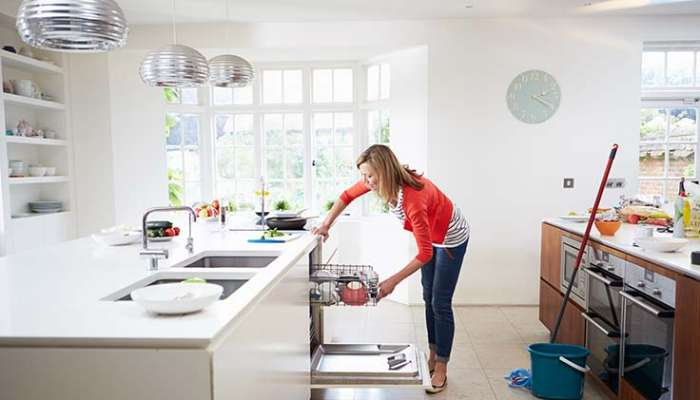 Easy design tips to deep clean and organise your kitchen