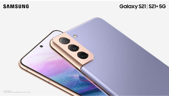 عش أجواء مبهرة كل يوم مع هاتف +Galaxy S21 | S21