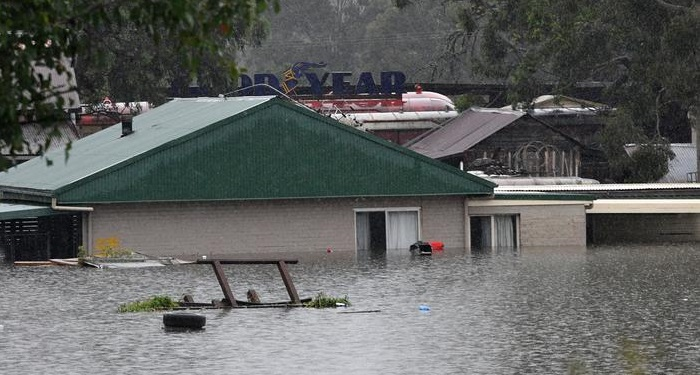 Thousands evacuated in Australia's worst flooding in nearly half a century