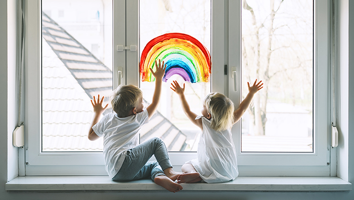 Window safety tips for families with children