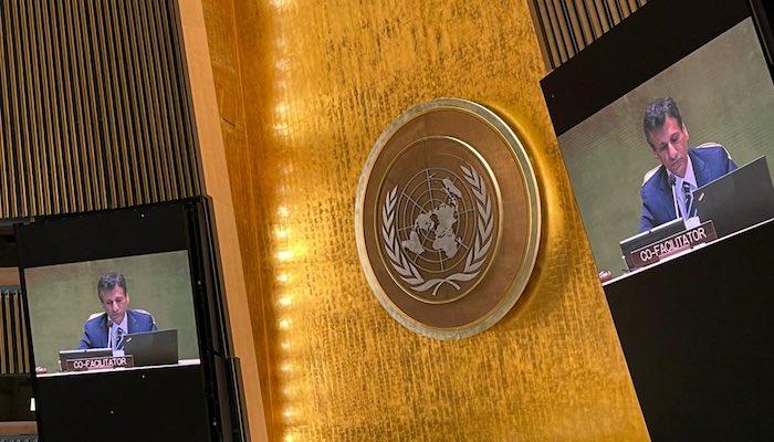 Oman chosen to supervise international strategy against terrorism