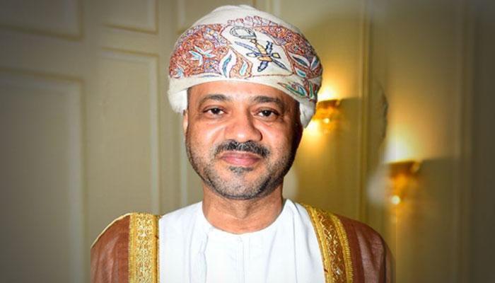 Oman Foreign Minister meets UN envoy
