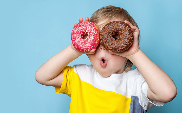 Tips to combat child weight gain during the pandemic