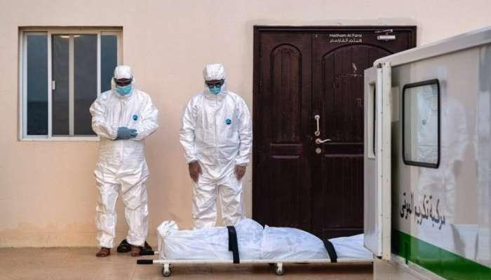 خلال مارس الماضي..104 وفيات بكورونا في السلطنة