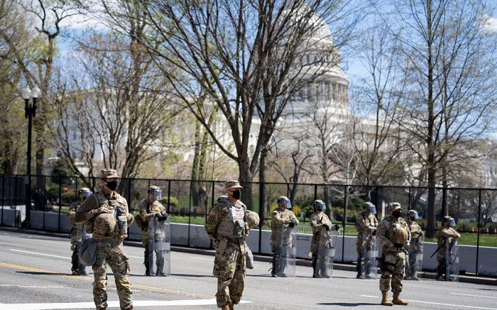 US Capitol lockdown lifted after one officer, suspect killed in vehicle attack