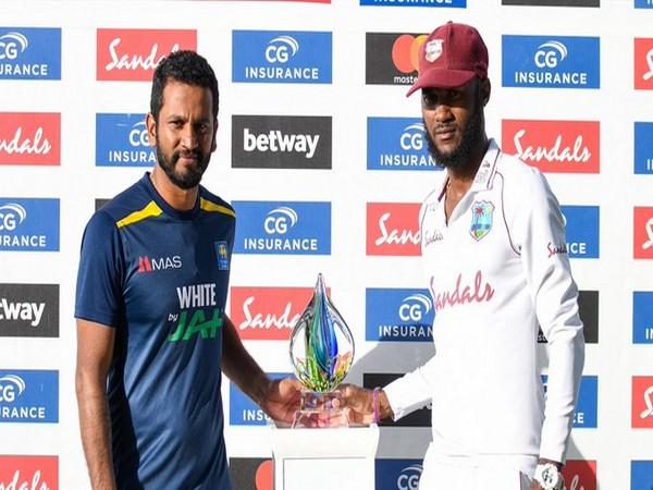 Spirited batting display helps Sri Lanka draw second Test against West Indies
