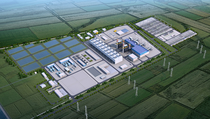 Acwa Power signs financing package for gas power project in Uzbekistan