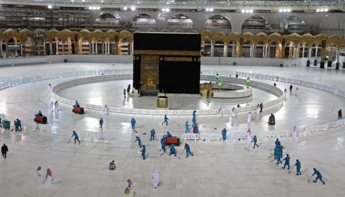 السعودية تعلن بدء استعدادها لاستقبال معتمري رمضان