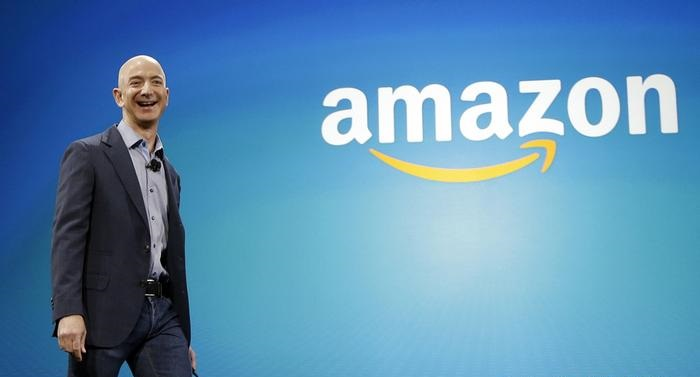 Amazon's Jeff Bezos says he supports paying higher taxes