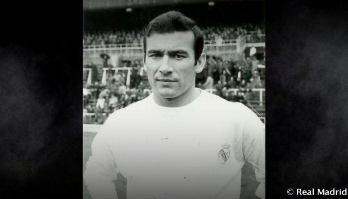 وفاة أنتونيو كالبي أسطورة ريال مدريد