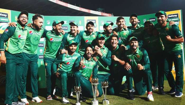 Fakhar, Nawaz shine as Pakistan beat South Africa in ODI series decider