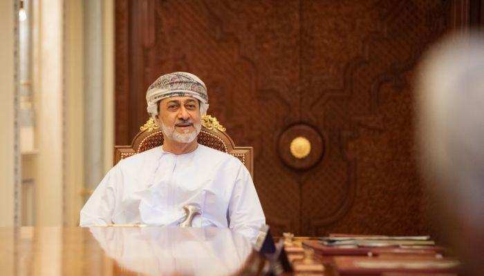 بالصور: جلالته يترأس اجتماع اللجنة الرئيسية للبرنامج الوطني للتوازن المالي