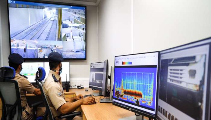 ROP inaugurates unified security system for ports