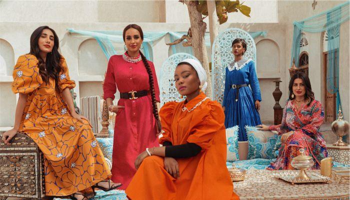 احتفل بشهر رمضان و عيد الفطر مع أزياء سبلاش النابضة بالحياة