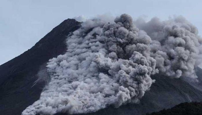إخلاء جزء من جزيرة سانت فينسنت مع احتمالات حدوث ثوران بركاني