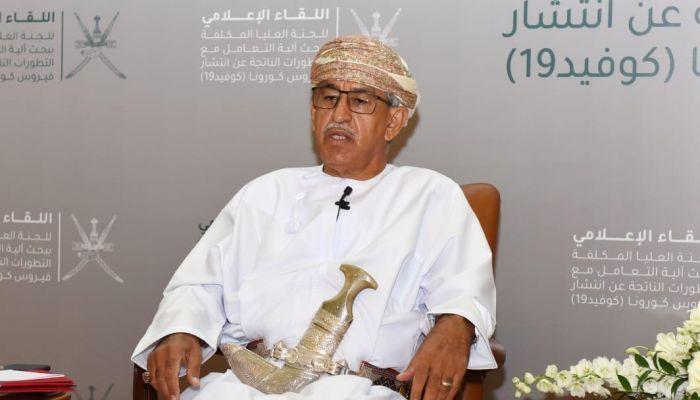 وزير الصحة: جلالة السلطان يتابع ملف التطعيمات