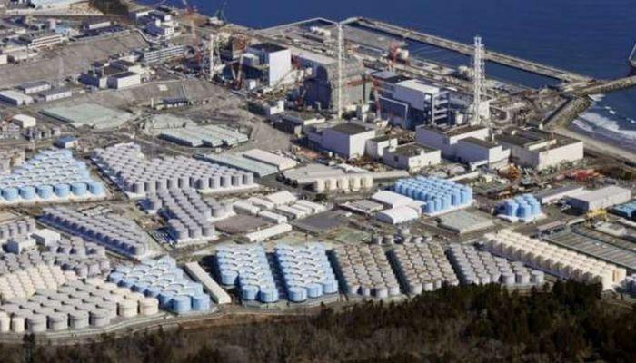 الحكومة اليابانية توافق على خطة لتصريف المياه المعالجة من مفاعل فوكوشيما في المحيط