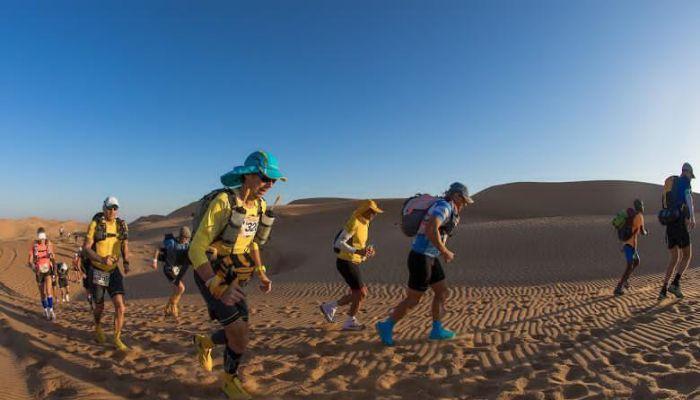 ماراثون عُمان الصحراوي.. تجربة حقيقية للعيش في صحراء رمال الشرقية