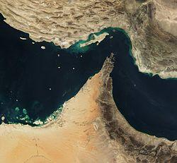 سفينة إسرائيلية تتعرض لهجوم بالقرب من سواحل الإمارات